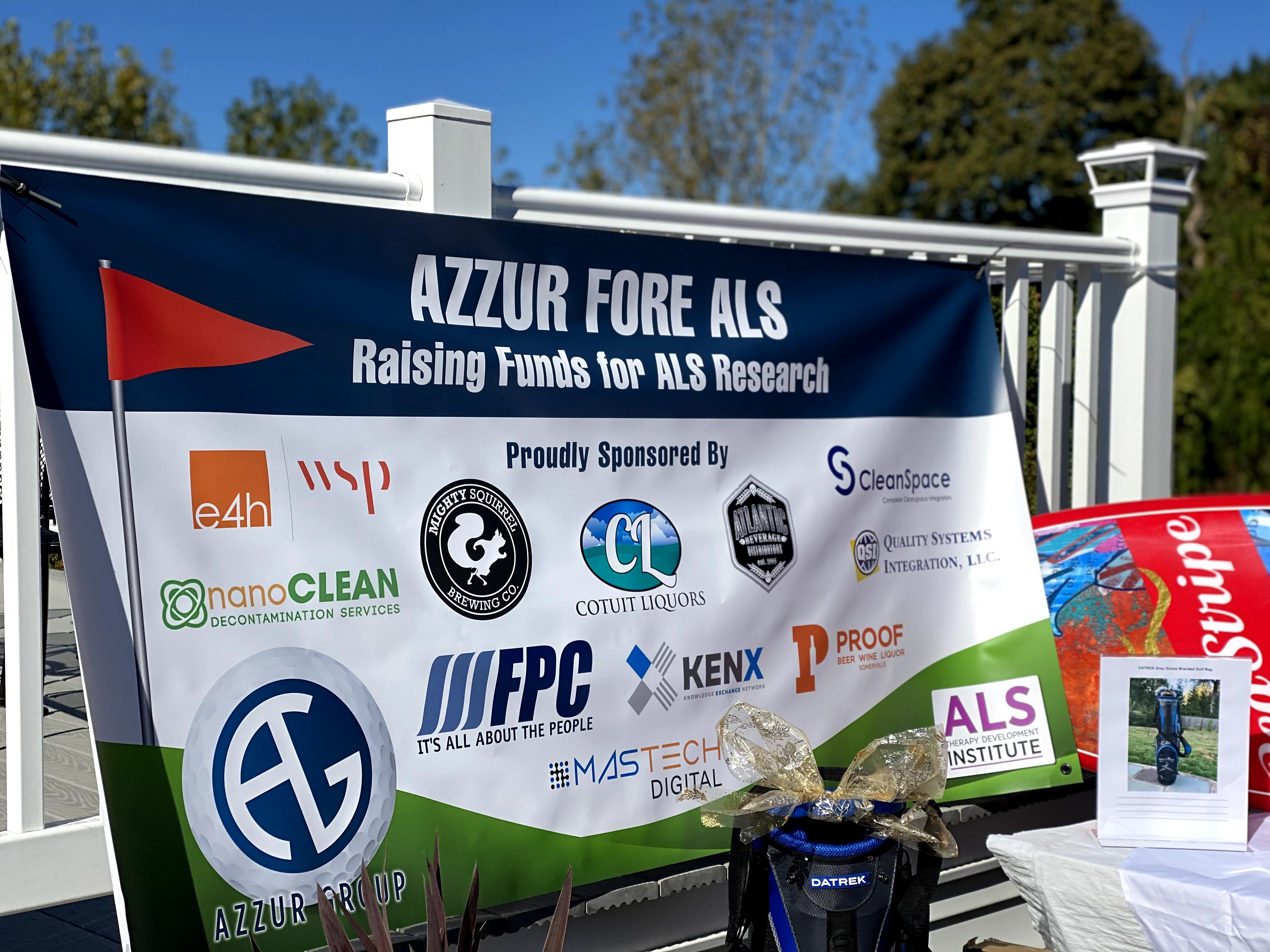 Azzur Fore ALS Scores Big for ALS Therapy Development Institute Teaser
