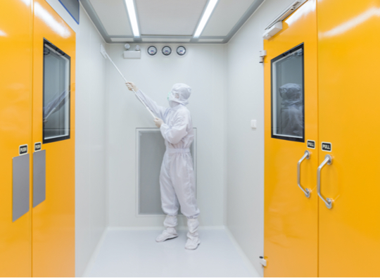 On-Demand Cleanrooms Service Image