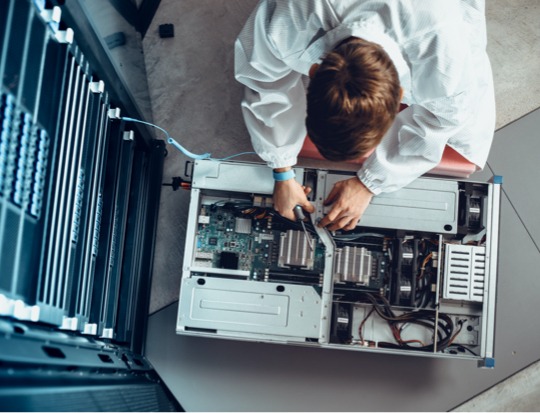 IT Advisory Services Service Image