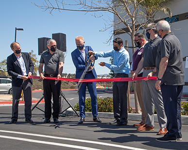Recording Now Available: Azzur Cleanrooms on Demand™ San Diego Ribbon-Cutting Ceremony Teaser